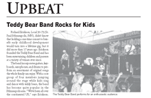 Musician's Magazine Article