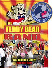 Teddy Bear Band Show DVD