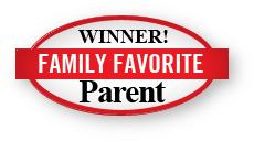 Parent Magazine Family Favorite Award