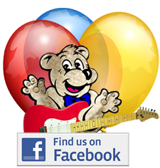 Join Teddy Bear Band on Facebook!