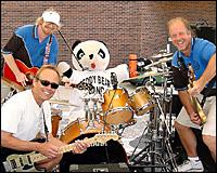 Teddy Bear Band w/Panda!