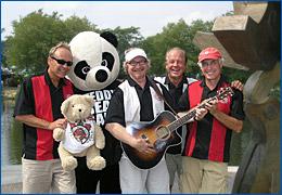 Band With Panda