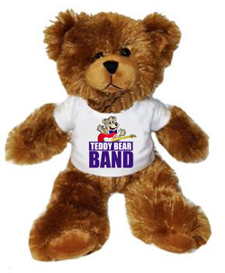 Bear with TBB t-shirt